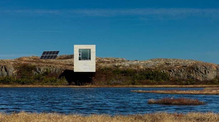 Fogo Island Bridge Studio