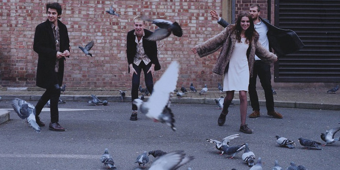 FIVE MINUTES WITH ELLIE ROWSELL OF WOLF ALICE