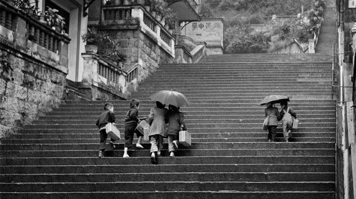 The Streets of 1950s Hong Kong by Fan Ho