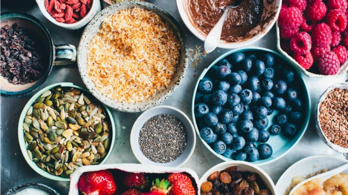 Three Breakfast Oatmeal Recipes