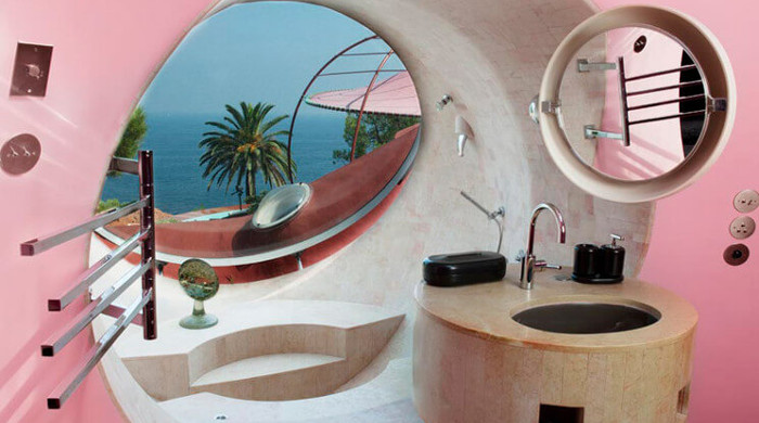 Odile Decq Bubble House