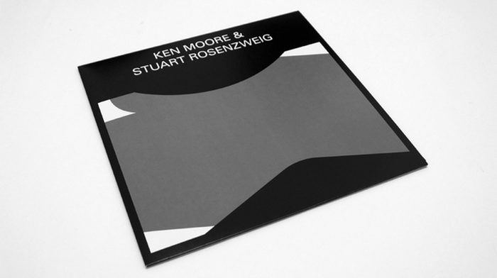 Minimalist Record Sleeves by Jelle Martens