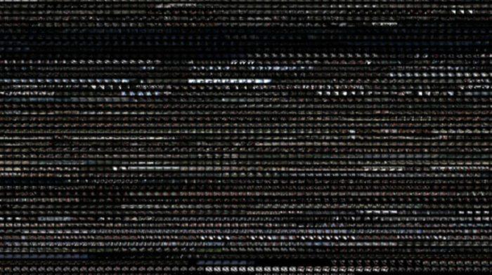 Cinema Redux by Brendan Dawes