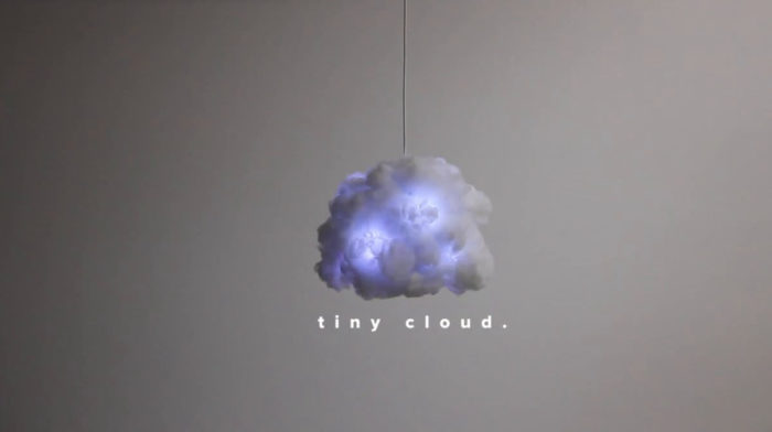 Tiny Cloud by Richard Clarkson