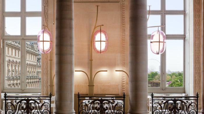Mathieu Lehanneur Renovates a Louvre Cafe