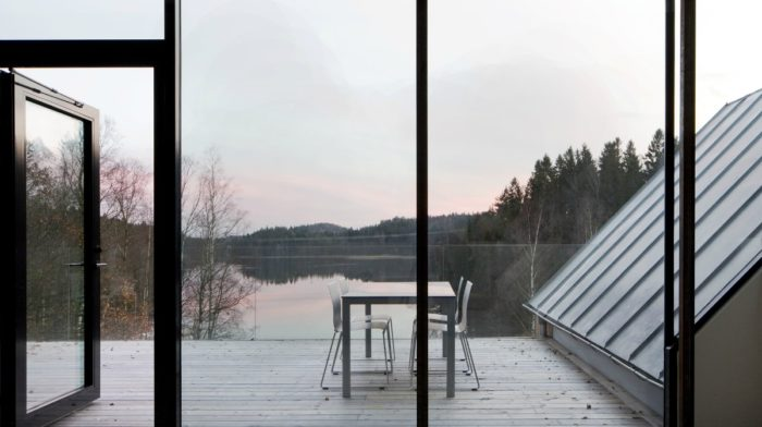 A Swedish Lakeside Villa