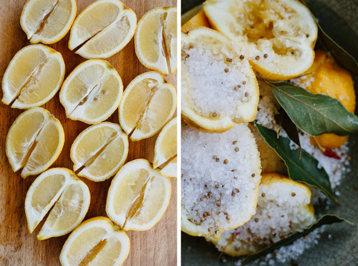 Recipe for Preserved Lemons from My Darling Lemon Thyme