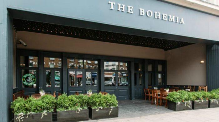 The Bohemia, London