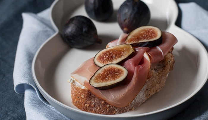 Fig Tartine Recipe from French by Design
