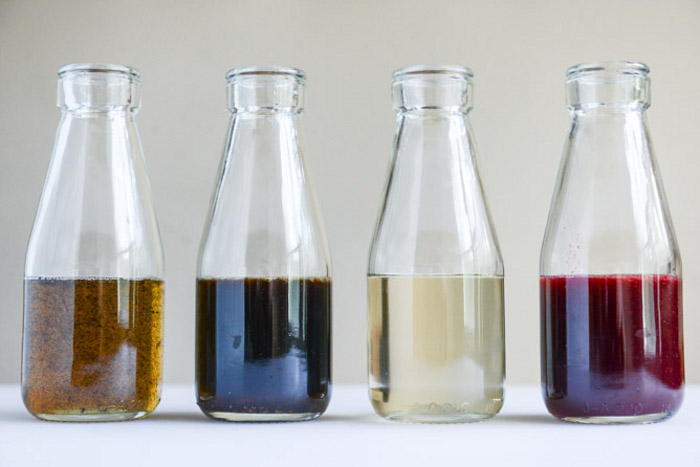 Four Homemade Coffee Syrups