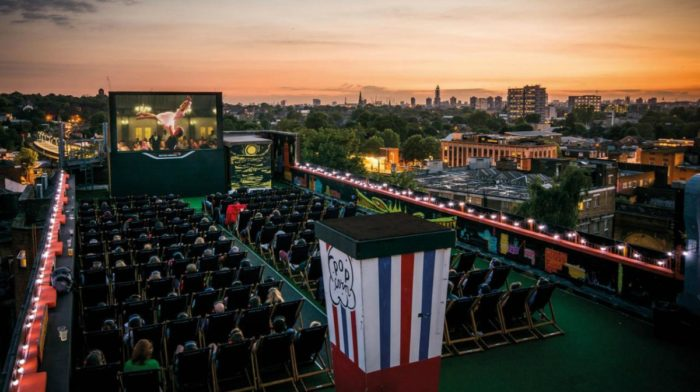 London's Best Outdoor Cinemas