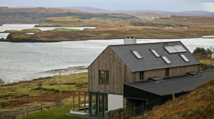 The Hillstone Lodge, Isle of Skye.