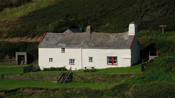 The Blackpool Mill Cottage in Devon.