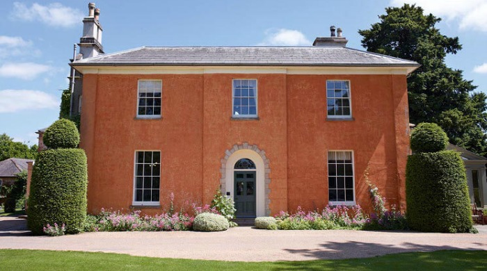 Langar Hall in the Vale of Belvoir, Nottinghamshire.
