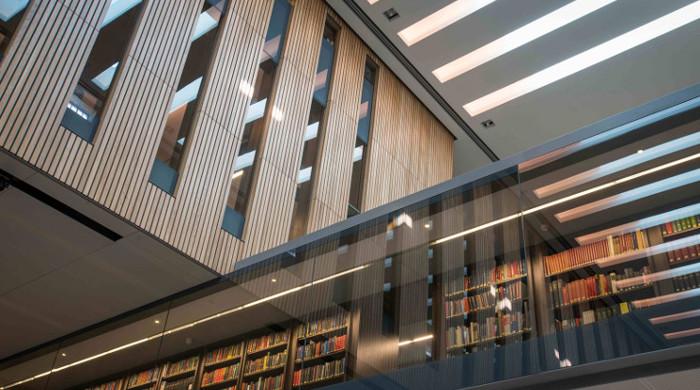 weston library riba stirling prize