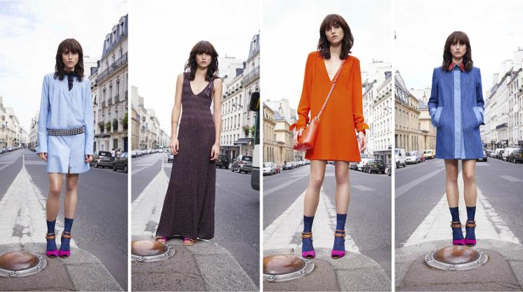 Sonia by Sonia Rykiel at Paris Fashion Week SS16.