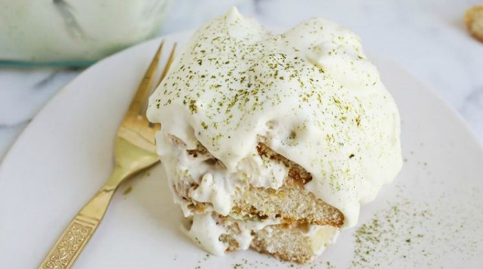 recipe green tea white chocolate tiramisu