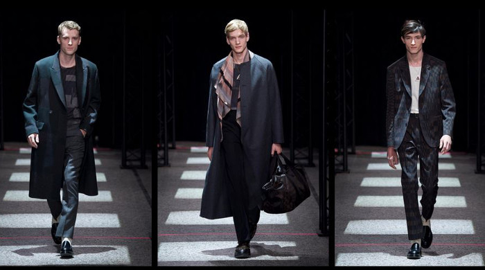 paul smith show report lcm aw15