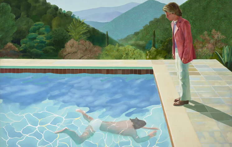 David Hockney, Rem Koolhaas X Prada and the trends from LFW