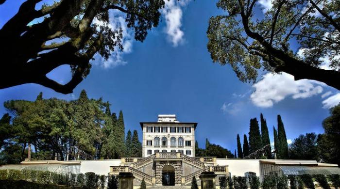 Il Salviatino, Tuscany.