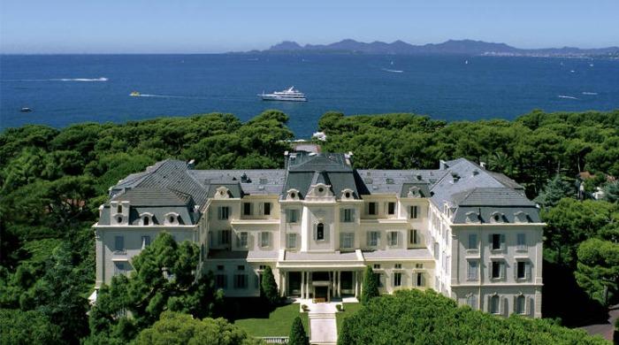 Hotel du Cap-Eden-Roc, Antibes.