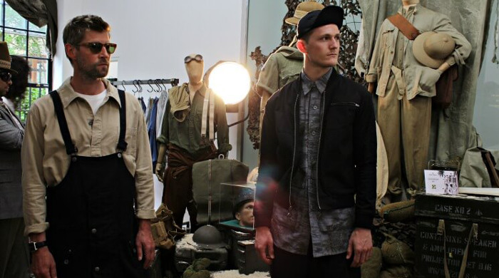 nigel-cabourn-ss17-show-report