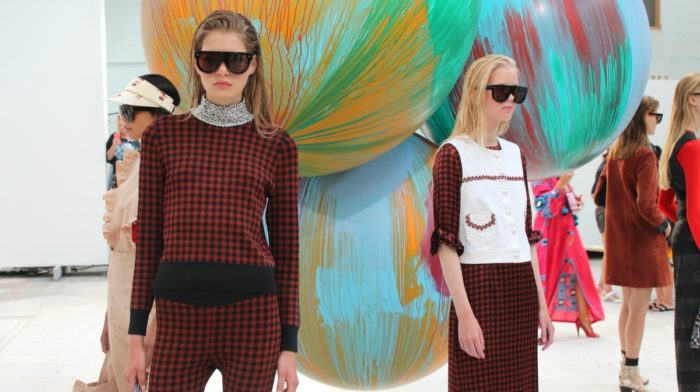 Copenhagen Fashion Week: Ganni SS17