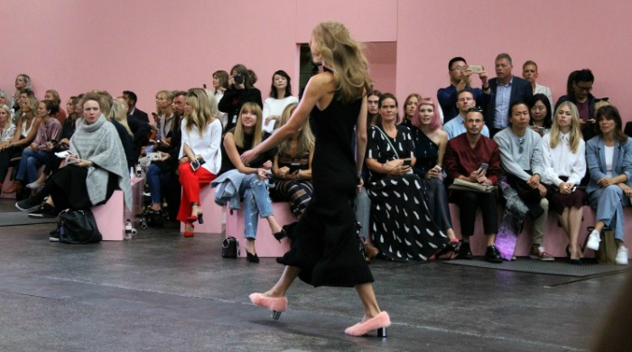 by malene birger ss17 pink heels