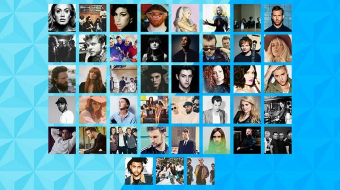 The Brits 2016: The Nominees