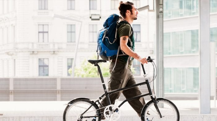 VELLO BIKE+: The Self-Charging Electric Bike