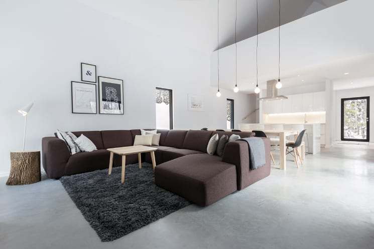 Villa Boreale Living Room