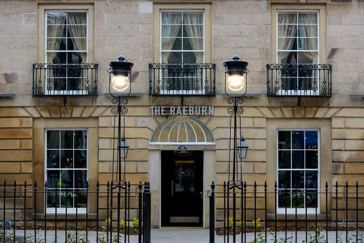 the raeburn edinburgh