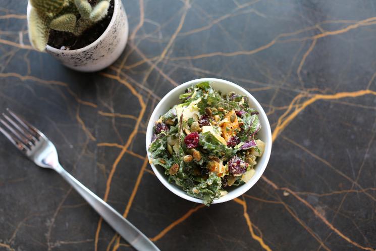 virtuous pie salad