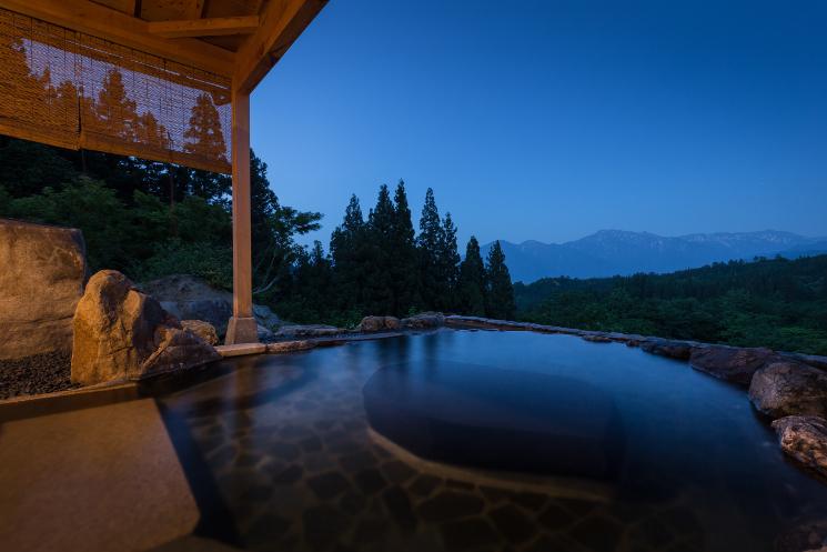 satoyama jujo outdoor pool