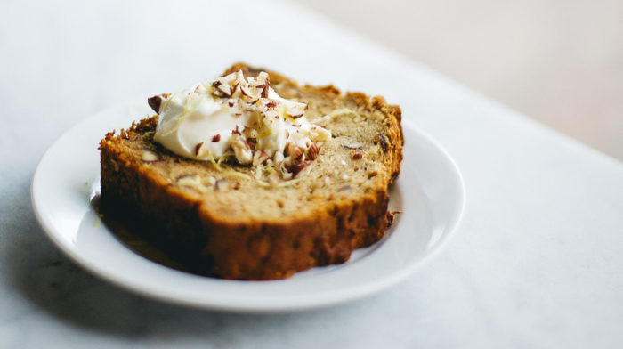 How to Make Courgette Bread