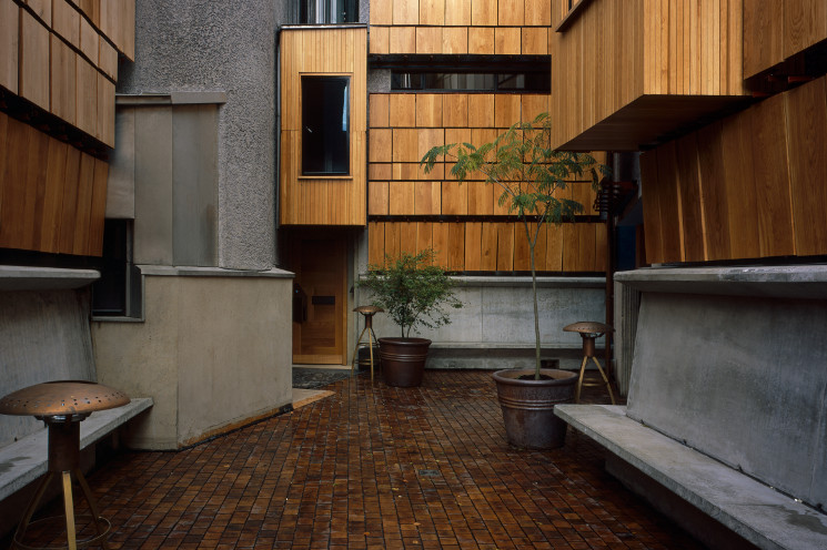 walmer yard courtyard
