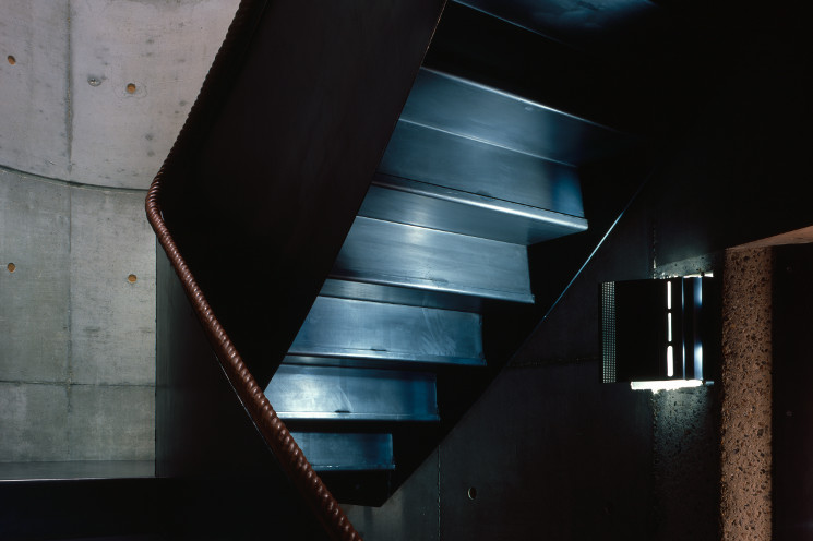 walmer yard steel staircase