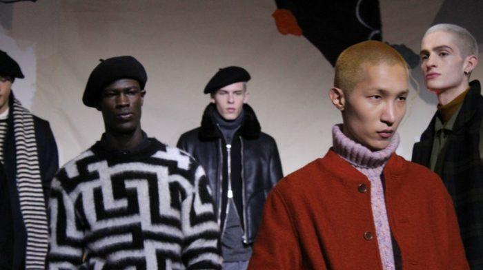 London Fashion Week Men's: YMC AW17