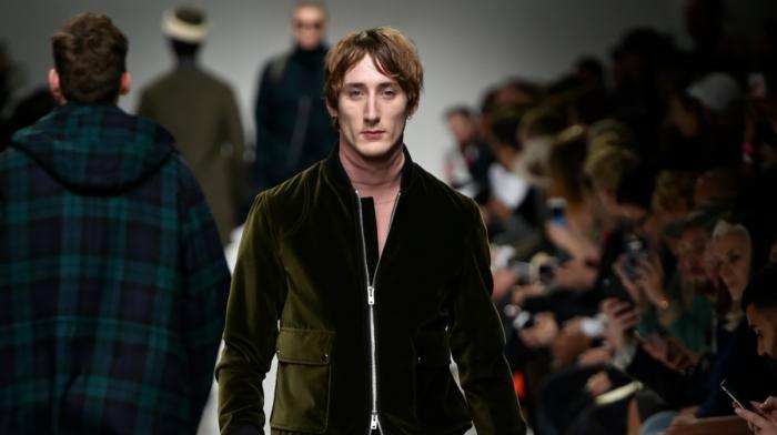 London Fashion Week Men's: Oliver Spencer AW17