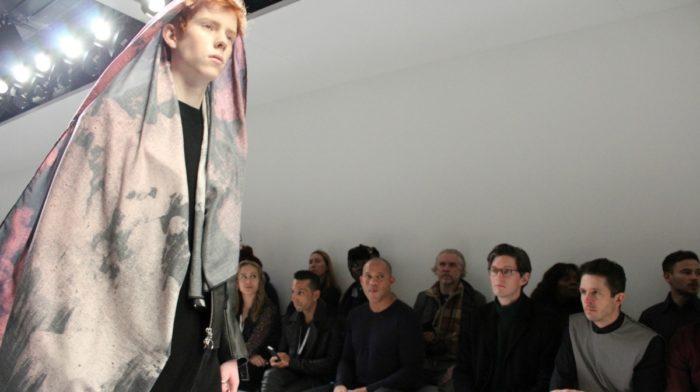 London Fashion Week Men's: Matthew Miller AW17