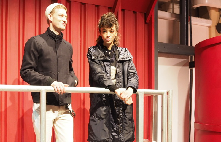 Belstaff AW17 London Fashion Week Men's