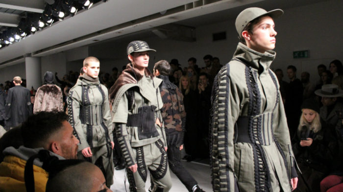 London Fashion Week Men's: KTZ AW17