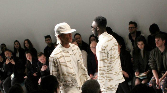 London Fashion Week Men's: Maharishi SS17