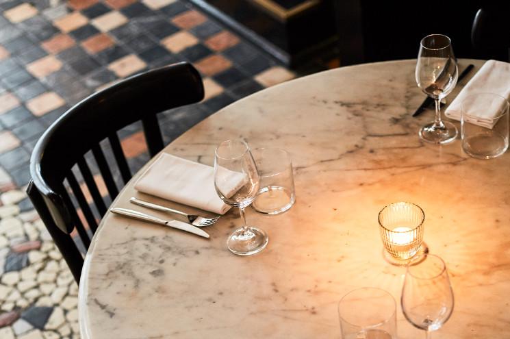 tondo paris table