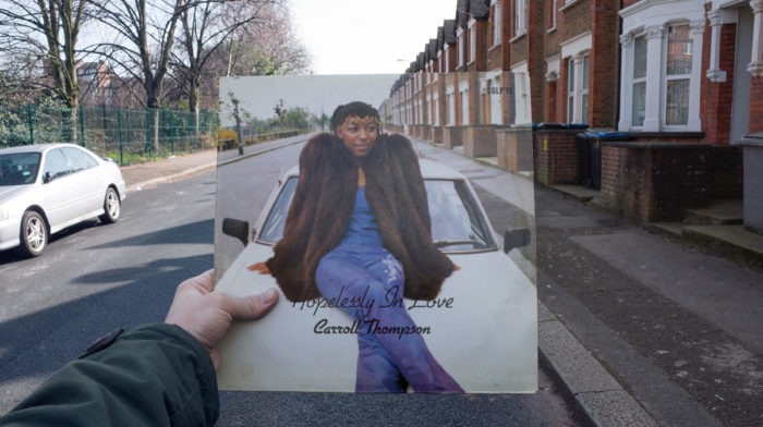 Alex Bartsch Retraces Reggae Sleeves in London