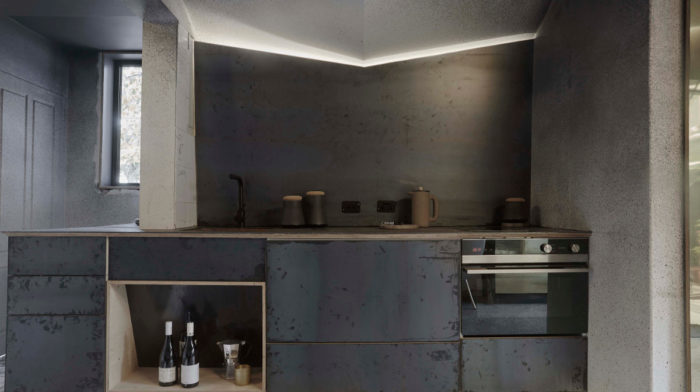 Microluxe, Fitzroy: The Shoppable Apartment