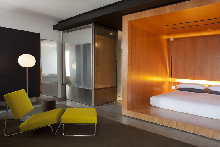 hotel americano bedroom