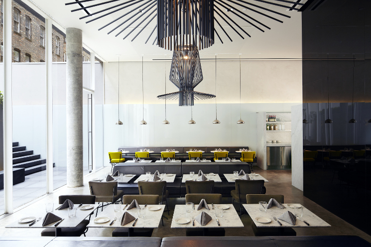 hotel americano restaurant