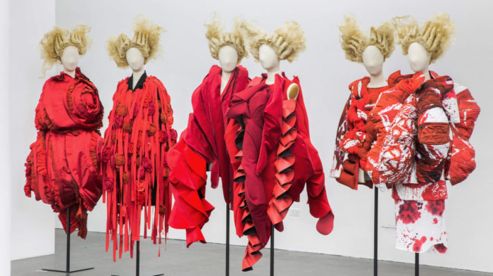 Rei Kawakubo and Comme des Garçons at The Met