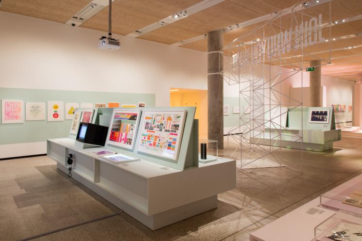 california exhibition design museum